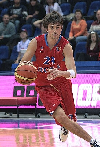 Alexey Shved profile