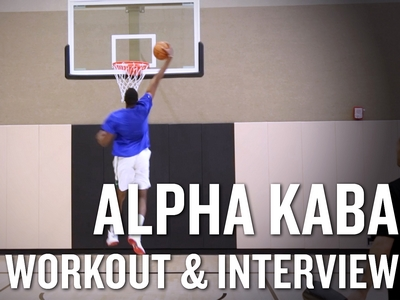 Alpha Kaba Workout Video and Interview
