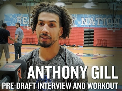 Anthony Gill 2016 NBA Pre-Draft Workout Video and Interview