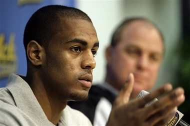 "Arron Afflalo: ""When it's all said and done, I'll be at the top"""