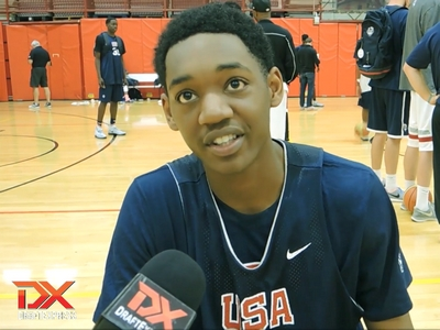 2014 USA Basketball Development Camp Interview: Austin Wiley