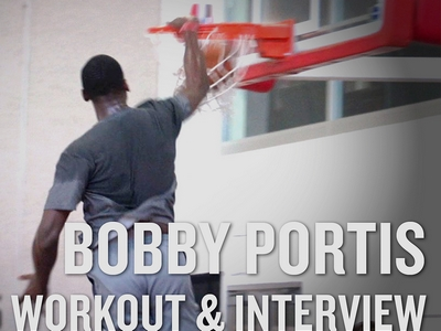 Bobby Portis Workout Video and Interview