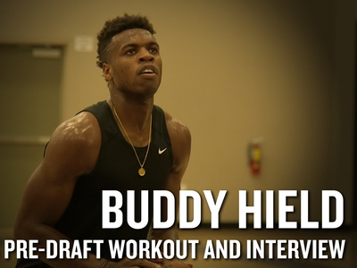Buddy Hield 2016 NBA Pre-Draft Workout Video and Interview