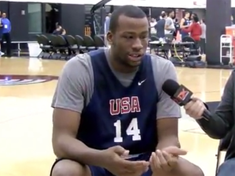 2014 Nike Hoop Summit Video Interview: Cliff Alexander,Stanley Johnson