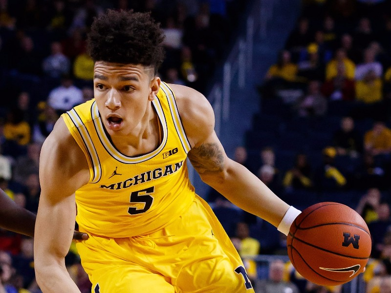 D.J. Wilson's NBA Potential Shining Through in March