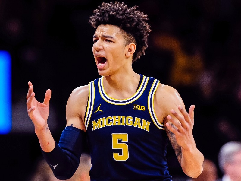 D.J. Wilson NBA Draft Scouting Report and Video Analysis
