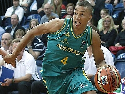 Dante Exum vs Team USA at the FIBA U19 World Championships