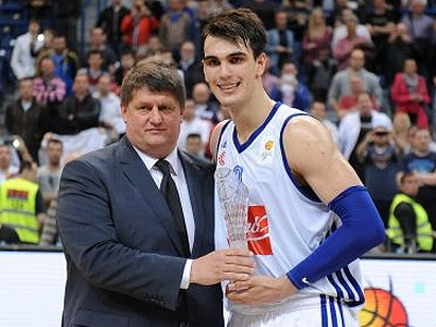 Dario Saric Adriatic League Final Four Video Analysis