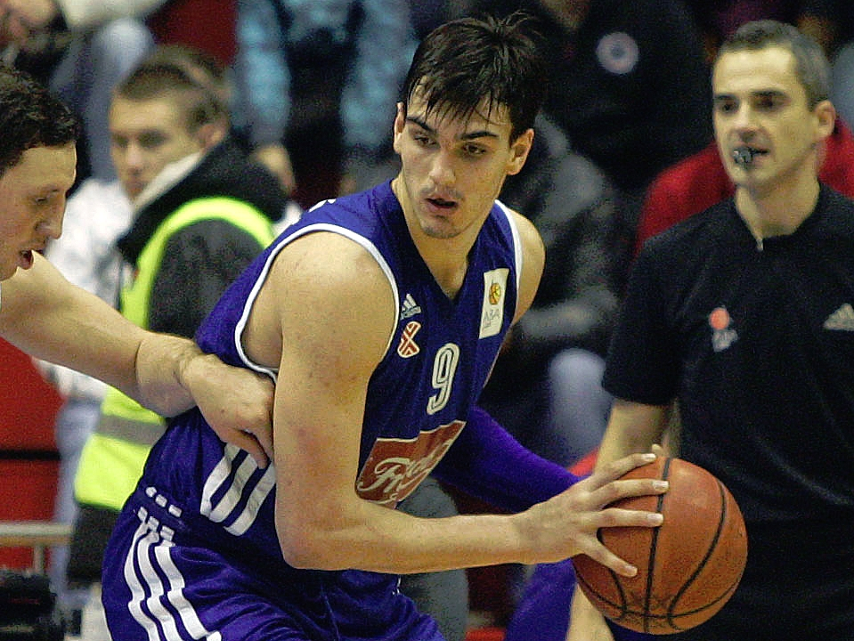 Dario Saric Scouting Report and Video Breakdown
