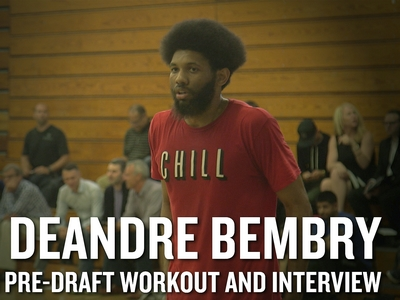 DeAndre Bembry NBA Pro Day Workout and Interview