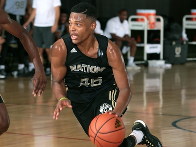 Dennis Smith 2015 adidas Nations Interview