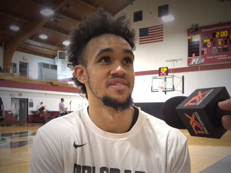 Derrick White NBA Pre-Draft Workout and Interview