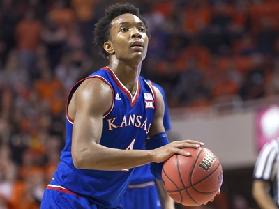Top NBA Prospects in the Big 12, Part 3: Devonte Graham Scouting Video