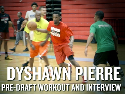 Dyshawn Pierre profile