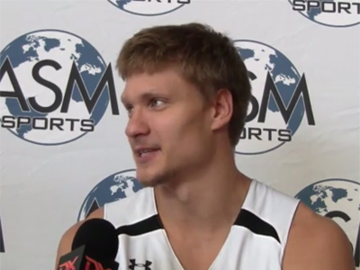 Egidijus Mockevicius Interview from ASM Sports Pro Day