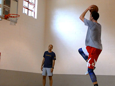 Frank Kaminsky Workout Video