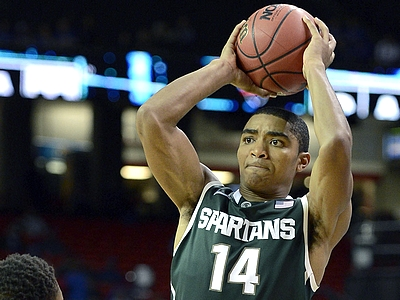 Top NBA Prospects in the Big Ten, Part 3: Gary Harris Scouting Video