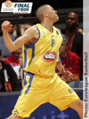 Awww...so THIS is how Parker played as Euroleague MVP!