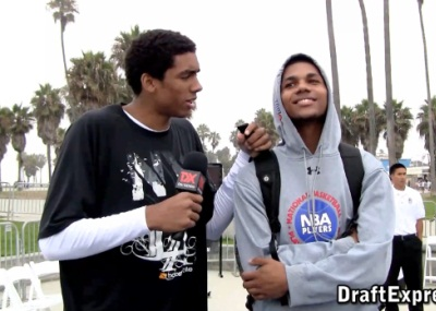 2010 Boost Mobile Elite 24: Duke vs. UNC Smackdown Part 3
