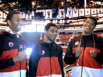 2013 McDonald's All-American Duke-UNC Smackdown, Part 7