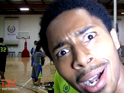 Jahii Carson and Spencer Dinwiddie - 2013 adidas Nations Smack Talk