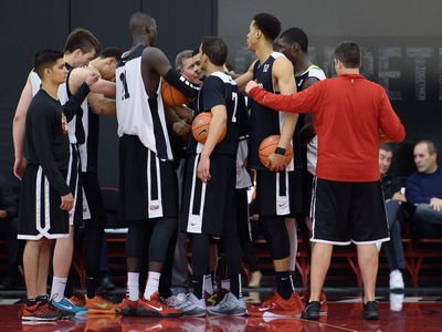 2015 Nike Hoop Summit: International Practice: Day Four