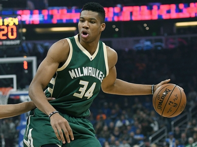 Giannis Antetokounmpo nba draft