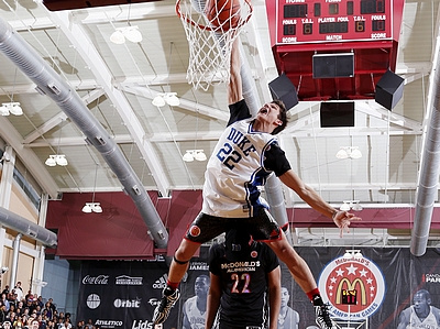 2014 McDonald's High School All-American Dunk Contest - Grayson Allen