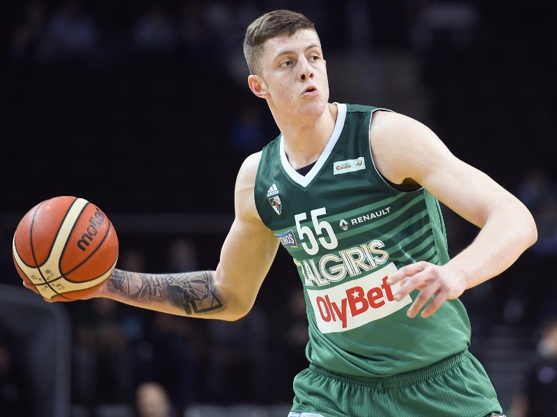 Isaiah Hartenstein NBA Draft Scouting Report and Video Analysis