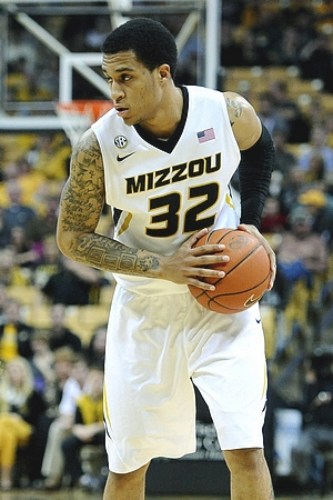 Jabari Brown profile