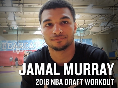 Jamal Murray 2016 NBA Pre-Draft Workout Video and Interview