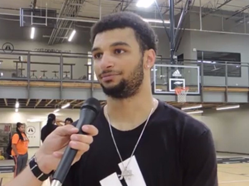 adidas Nations Training Camp Interview: Jamal Murray