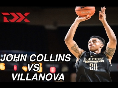 John Collins vs Villanova Matchup Video