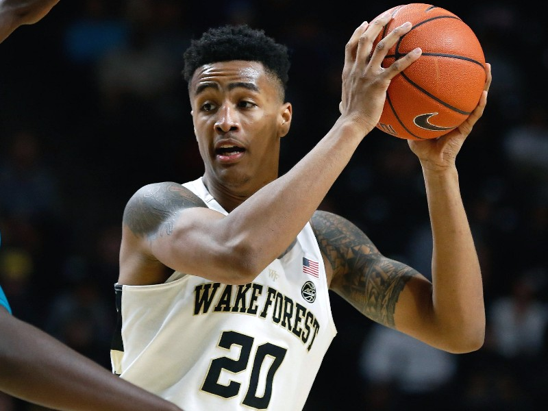 John Collins NBA Draft Scouting Report and Video Analysis