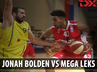 Matchup Video: Jonah Bolden vs Mega Leks