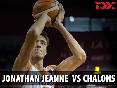 Jonathan Jeanne vs Chalons-en-Champagne - Matchup Video