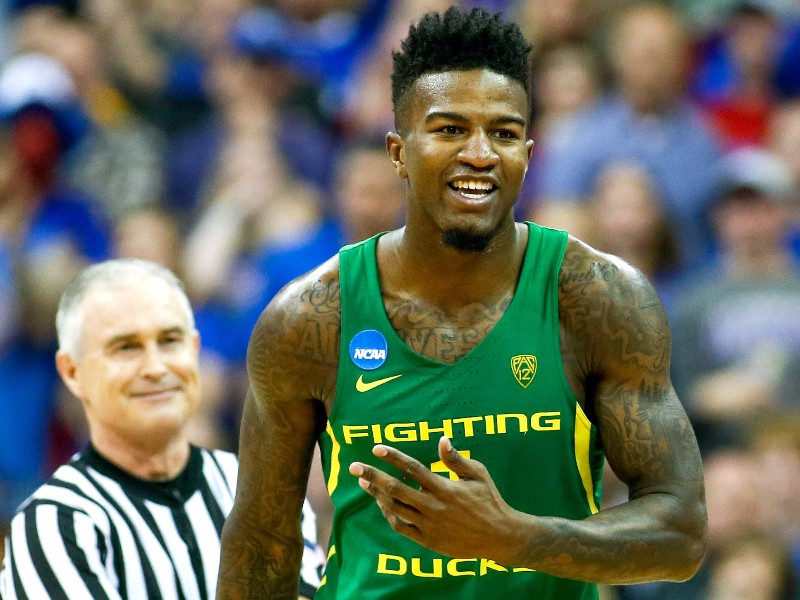 Jordan Bell NBA Draft Scouting Report and Video Analysis