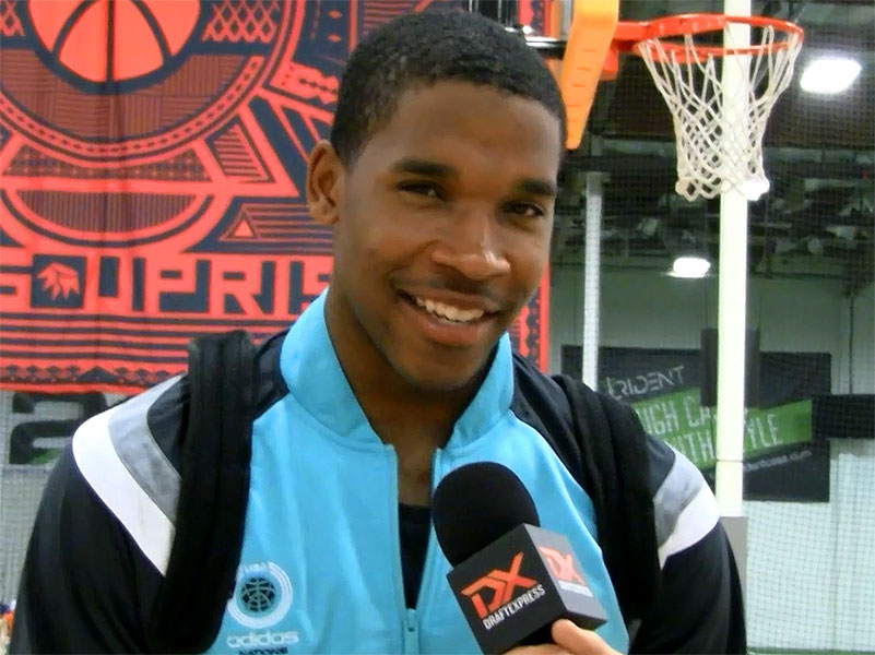 2014 adidas Nations Interview: Justin Simon