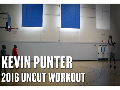 Kevin Punter 2016 NBA Pre-Draft Workout