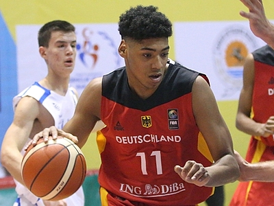 2016 FIBA U18 European Championship Scouting Reports: Wings