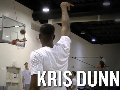 Kris Dunn 2016 NBA Pre-Draft Workout Video and Interview