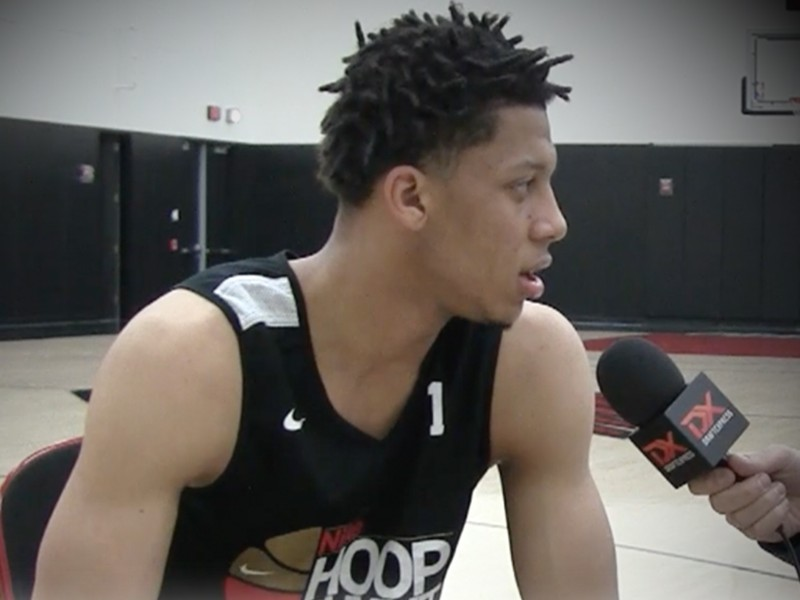 Lindell Wigginton profile