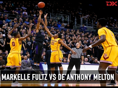 Matchup Video: Markelle Fultz vs. De'Anthony Melton