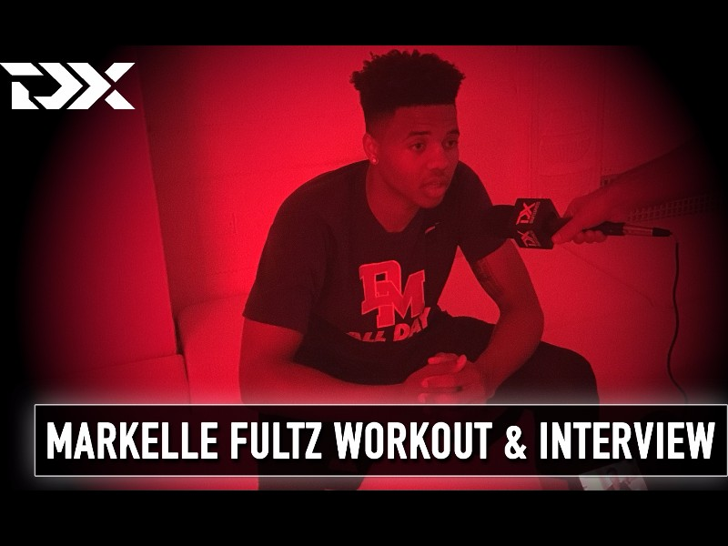 Markelle Fultz NBA Pre-Draft Workout and Interview