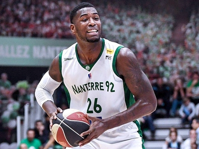Matchup Video: Mathias Lessort vs Monaco