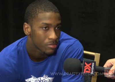 NBA Combine Interviews: Kidd-Gilchrist, Johnson-Odom, Murphy