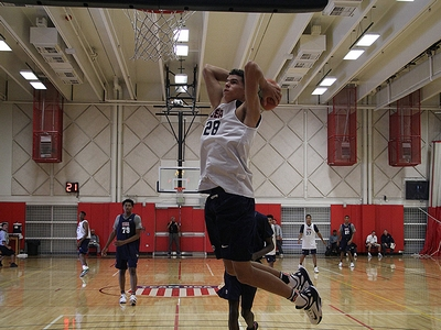 USA Basketball Junior Nat'l Team Mini-Camp Scouting Reports: Forwards