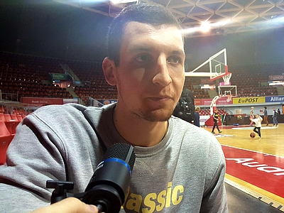 Paul Zipser Exclusive DraftExpress Interview