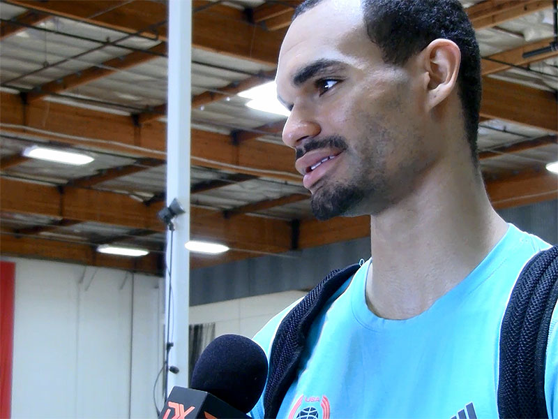 2014 adidas Nations Interview: Perry Ellis