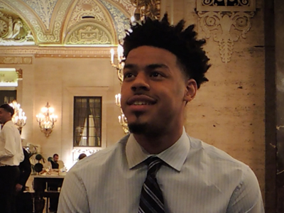 2015 NBA Combine Interview: Quinn Cook